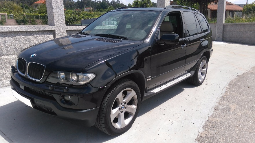 se vende bmw x5 3 0 d 218cv bmw. Black Bedroom Furniture Sets. Home Design Ideas