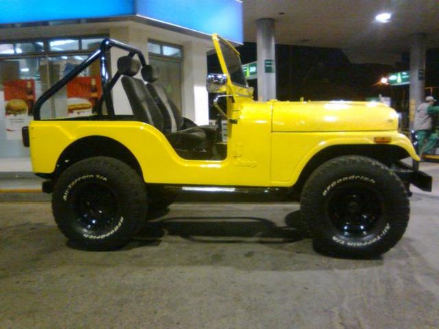 SE VENDE JEEP-WILLIS 73 - Foto 1/1