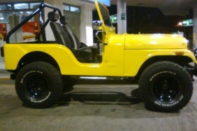 SE VENDE JEEP-WILLIS 73